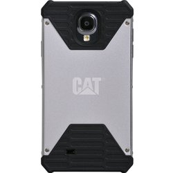 CAT Active Signature Case for Samsung Galaxy S4 - Black / Grey