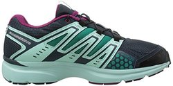 Salomon Women's X-Mission 2 Running Shoes - Blue/Mystic Purple - Size: 11
