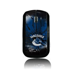 NHL Vancouver Canucks Wireless Mouse (PB-NHL-WCM-VC)