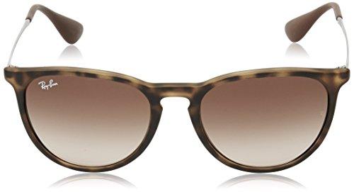 63408609be ... Ray Ban Erika Women s Wayfarer Sunglasses - Rubber Havana - 54mm ( 0RB4171) ...