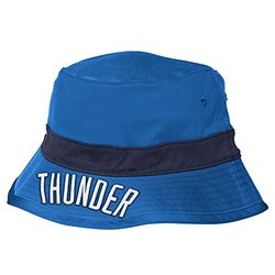 NBA Oklahoma City Thunder Men's Team Nation Bucket Hat - Blue - Size: S/M