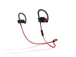Beats by Dre Powerbeats2 In Ear Headphones - Black/Red