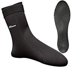 H2Odyssey Ultra Sock 3mm Unisex Fin Sock - Size:Small