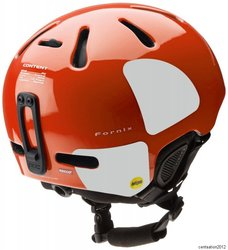 POC Fornix Backcountry MIPS Ski Helmet - Iron Orange - Size: X-Small/Small