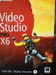 Corel VideoStudio Pro X6 - 1-User (VSPRX6ENMBAMC)