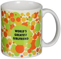Rikki Knight World's Greatest Girlfriend Orange