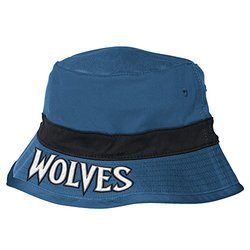 NBA Men's Team Nation Bucket Hat - Blue - Size: L/XL