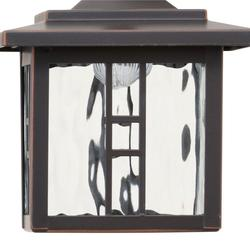 Hampton Bay Low Voltage Oil Rubbed Bronze LED Tiffany Style Path Light