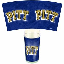 NCAA Pittsburgh Panthers 24-Ounce 2-Pack Tumblers