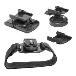 Midland Accessory Value Pack for Midland Action Camera (XTAVP-2)