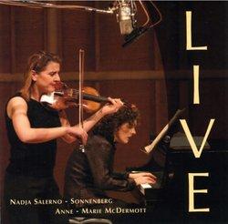 Live Nadja Salerno-Sonnenberg & Anne-Marie McDermott