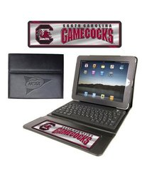 NCAA South Carolina Fighting Gamecocks Team Promark Executive iPad Case with Keyboard