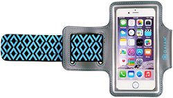 Gaiam KhelaSport Armband for iPhone 6/iPhone 6S - Diamond Mine (31472)