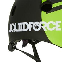 Liquid Force Men's Icon Helmet - Black/Green - Size: XL
