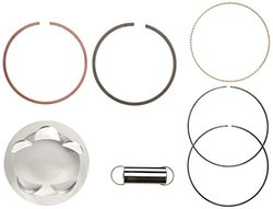 Wiseco Piston Kit - 1.00mm Oversize to 96.00mm - 12.0:1 Compression