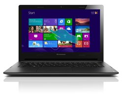 "Lenovo Ideapad S415 14"" Notebook AMD A6 2.00GHz 4GB 500GB Win 8 (59385549)"