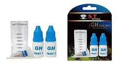 S.T. International Aquarium General Hardness Test Kit (D618)
