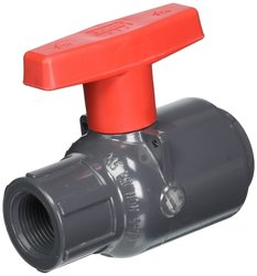 Spears PVC Schedule 80 Compact Ball Valves (2131-007)