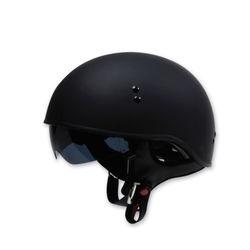 TORC T55 Spec-Op Half Helmet - Black - Size: X-Large
