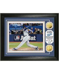 MLB Kansas City Royals 2015 ALCS MVP Photo Mint Gold Coin