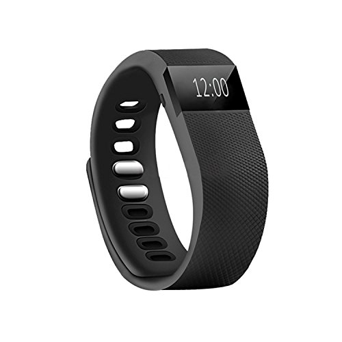 Imountek Smart Bluetooth Fitness Bracelet Black