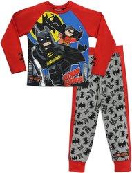 Lego Boy's Lego Pajamas Batman & Robin - Size: 7