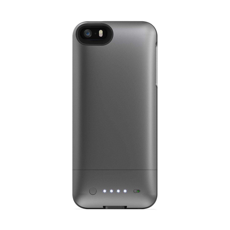 d8ddaf774 Mophie Juice Pack Helium Case for iPhone 5 - Dark Metallic - Check Back  Soon - BLINQ
