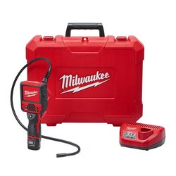 Milwaukee M12 12V Li-Ion M-Spector Flex 3' Inspection Camera Kit (2315-21)