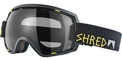 Shred Optics Stupefy Goggle Walnuts - Black