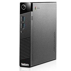 Lenovo ThinkCentre Desktop PC 1.5GHz 4GB 16GB Chrome OS (10H30003CA)