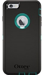 Otterbox Case: Defender Series-iphone 6 Plus/6s Plus-black/teal