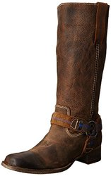Bed Stu Women's Opal Boots - Tan Greenland - 7.5 B(M) US
