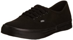 Vans Authentic Lo Pro Women's Shoes - Black Size: 4