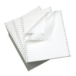 Office Depot Computer Paper - 15 Lb - 9 1/2in. x 11""