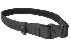 Tacprogear Duty Belt with Loop - Black - Medium
