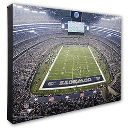 "NFL Dallas Cowboys Beautiful Gallery - High Resolution Canvas - 16"" x 20"""