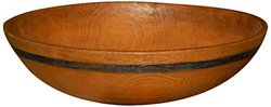 Hickory Manor House Mixing Bowl, Oak