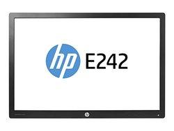 "HP 24"" E242 Full HD LED-LCD Monitor (Head Only) black"