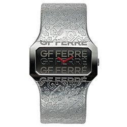 GF Ferre Swiss Made Ladies' Watch: 62625106/Silver Dial
