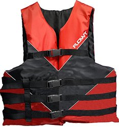 Omega Watercraft Multi Sport Life Vest - Red - Infant/Child