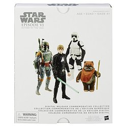 Star Wars Digital Release Episode 6 Commemorative Collection