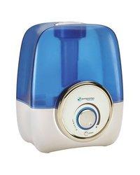 Pure Guardian - 1.5-Gal. 100-Hour Ultrasonic Humidifier - White/Blue