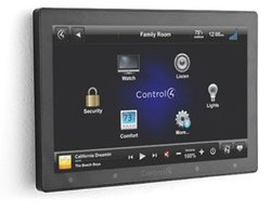 "Control4 InfinityEdge 7"" Touch Screen Control - Black (C4-TSWMC7-EG-BL)"