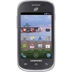 Samsung Galaxy Centura Smartphone for Tracfone - Gray Blue