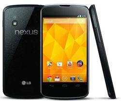 Unlocked LG Nexus 4 Smartphone 8GB - Black (LGE960.AUS8BK)