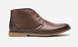 Oak & Rush Men's Chukka Boots - Brown - Size: 10