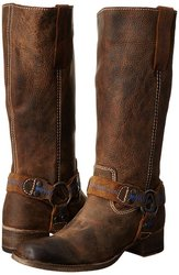 Bed Stu Women's Opal Boots - Tan Greenland - Size: 8