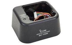 Icom 117V Desktop Rapid Charger AC Adaptor - Black