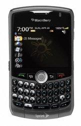 BlackBerry Curve 8330 Phone, Titanium (Sprint)
