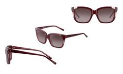 Guess Women's Sunglasses - Translucent Purple Frames